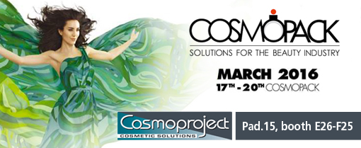 Cosmoproject at Cosmopack 2016